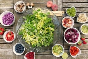 alimentation vegan